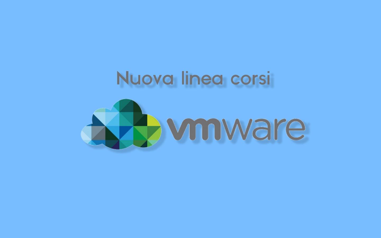 Nuova linea corsi VMWare: come acquisire competenze sulle soluzioni di virtualizzazione